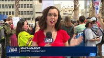 i24NEWS DESK | Israel: Americans rally for stricter gun laws | Friday, March 23rd 2018