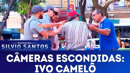 Câmeras Escondidas: Ivo Camelô - 25.03.18