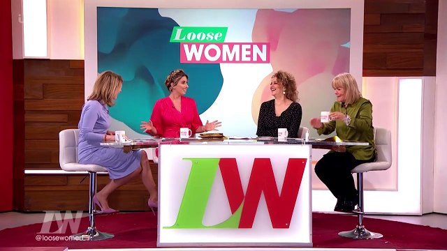 Stacey Solomon Reveals Why She's Chosen to Home School Her Children | Loose Women