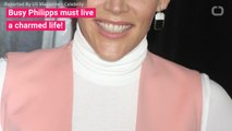 Busy Philipps Sees James Van Der Beek While Writing About Him!