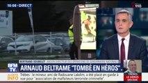 """Arnaud Beltrame mort en héros: """"Il y a une douleur immense pour l'ensemble des gendarmes""""; assure l'association professionnelle de militaires"""
