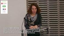 """Rencontre """"Toitures végétalisées et biodiversité"""" - Valérie BELROSE (Ministère de la transition écologique et solidaire et Ministère de la cohésion des territoires)"""