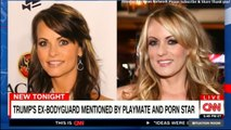 Donald Trump's Ex-Bodyguard mentioned by Playmate and Stormy Daniels. #DonaldTrump @StormyDaniels