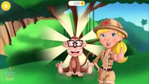 Fun Animals Care - Learn How to Take Care of Funny Jungle Animals - Education Game for Kids