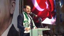 Bakan Berat Albayrak: Beka Mücadelesi Verdiğimiz Günlerden Geçiyoruz