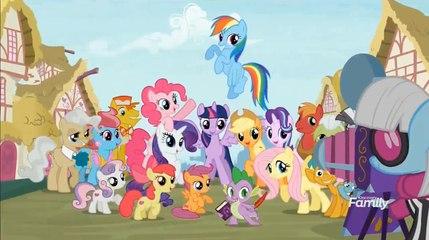 My Little Pony Season 8 Episode 1 School Daze - Part 1 HD