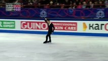 NATHAN CHEN FS 2018 Worlds, 1st Place (6 quads)