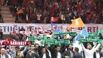 Başbakan Yıldırım: 'Bizim siyaset amacımız devleti millet ile buluşturmak' - GAZİANTEP