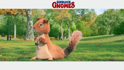 Sherlock Gnomes (2018) - _Squirrel Disguise_ - Paramount Pictures [720p]