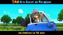 TAD Et le Secret du Roi Midas _ Bande-annonce VF  [au cinéma le 16 Mai  2018] [720p]
