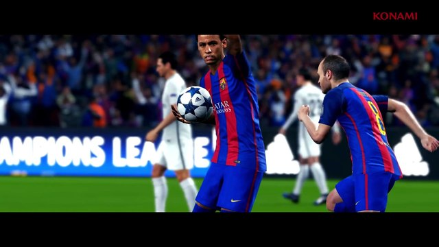 PES 2018  Teaser Trailer   PS4