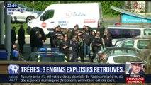Trèbes: trois engins explosifs retrouvés (2/2)