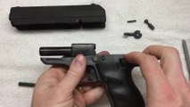 Beretta 92S Disassembly and Barrel Slugging - video dailymotion