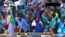 Karachi Kings Fighting With Multan Sultans Batsman - Karachi Kings Vs Multan Sultans - HBL PSL 2018