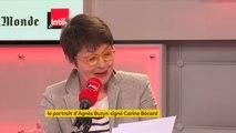 Le portrait de la ministre de la Santé Agnès Buzyn par Carine Bécard dans Questions Politiques