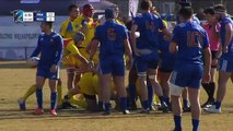 REPLAY FRANCE / ROMANIA - RUGBY EUROPE U18 EUROPEAN CHAMPIONSHIPS 2018