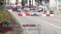 Dernière épreuve du Rallye du pays Ajaccien à Ajaccio
