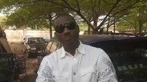 Madou Ka Journal - Amara Bathily est devant la Brigade des Mœurs