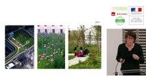 """Rencontre """"Toitures végétalisées et biodiversité"""" - Sophie DERAMOND (Chartier-Dalix Architectes) et Florent YVERT (Biodiversita)"""