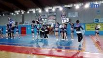 Plus de 200 cheerleaders en compétition à La Valette