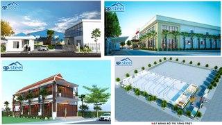 Công ty thiết kế thi công xây dựng nhà x