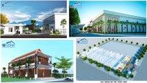 QPSteel.vn Thi công nhà tiền chế tại Khánh Hòa, lắp dựng khung kèo thép làm kho xưởng công nghiệp