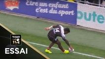 TOP 14 - Essai Josua TUISOVA (RCT) - Toulon - Clermont - J22 - Saison 2017/2018
