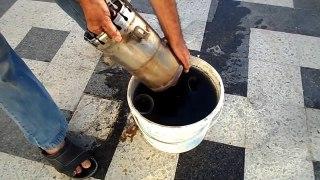 Comment nettoyer filtre a particule كيفية تنظيف ف