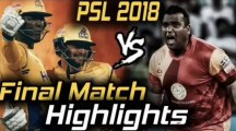 Islamabad United vs Peshawar Zalmi Final Match Full Highlights HBL PSL 2018 March 25 | Peshawar Zalmi Vs Islamabad United Final Match Full Highlights HBL PSL 2018 March 25
