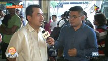 ON THE SPOT: Operasyon ng MMDA sa Araneta Center bus terminal kaugnay ng Semana Santa