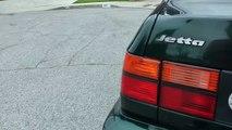 Volkswagon Golf Jetta Mk2 Fuel Pump Replacement - video
