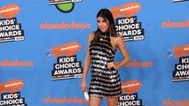 Daniella Monet 2018 Kids' Choice Awards Orange Carpet