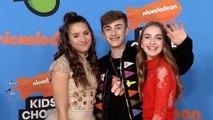 Mackenzie Ziegler 2018 Kids' Choice Awards Orange Carpet