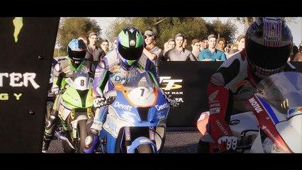TT Isle Of Man: Ride On The Edge - Trailer 2