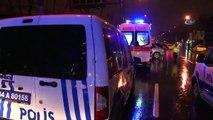 Fatih'te Ermenistan Plakalı Araç Kaza Yaptı: 1 Ölü, 4 yaralı