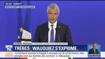"""Terrorisme: """"L'islamisme a déclaré la guerre à la France. Nous faisons face à un ennemi intérieur"""", estime Laurent Wauquiez"""