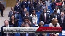 Hommage de Nathalie Goulet aux victimes de l'attentat de Trèbes
