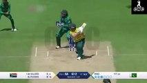 Ab De Villiers Golden Duck | imad wasim wicket ab de villiers | pakistan vs south africa | ct 2017