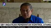 HUTANG, SBY vs SRI..! SBY : UTANG INDONESIA PERLU DI KONTROL. SRI MULYANI BUNGKAM YANG SUKA F!TNAH