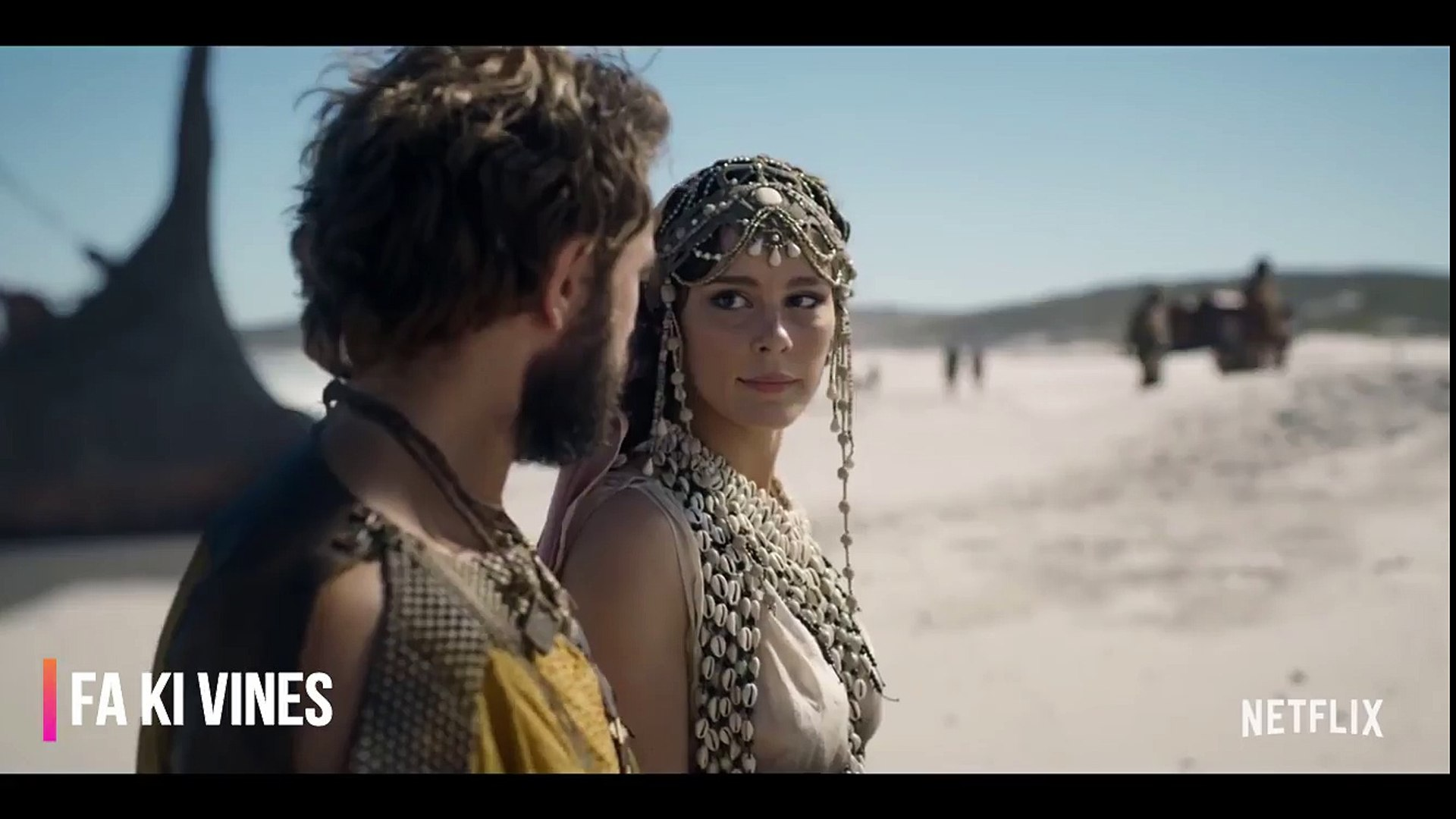 Troy: Fall Of A City   Official Hindi & English Trailer [HD]