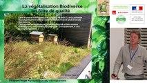 """Rencontre """"Toitures végétalisées et biodiversité"""" - Philippe PEIGER (Nature en toit)"""