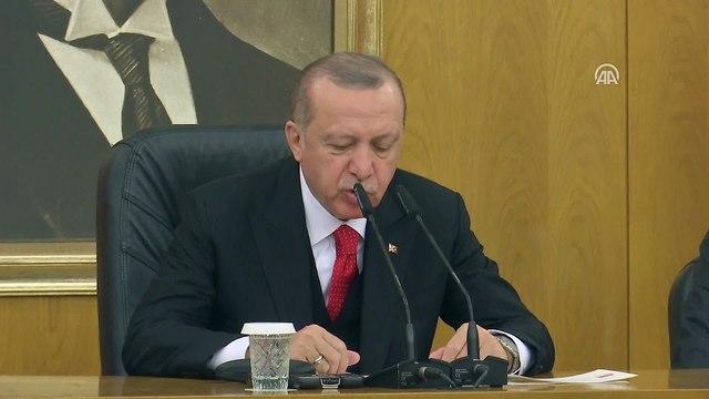 Cumhurbaşkanı Erdoğan: 'AB'den bizzat kendi ilkeleri ile çelişen, ortaklık ilişkilerimize yakışmayan açıklamalar duyuyoruz' - İSTANBUL