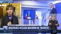 """Aude: Aurore Bergé dénonce """"la surenchère populiste"""" et """"le match entre Marine le Pen et Laurent Wauquiez"""""""