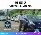 Funny videos  Men will be Men reaction of men when they see a girl cheersmate