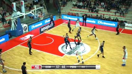 ProB 2018 - J24 Charleville-Mézières vs Poitiers – By LNB TV