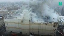 En Sibérie, cet incendie a duré plus de six heures et a fait au moins 53 morts