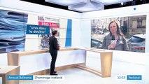 Arnaud Beltrame : Emmanuel Macron prononcera un éloge funèbre lors de l'hommage national