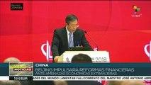 Banco Central chino impulsará las reformas financieras del país
