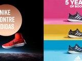 Coupe du monde : la lutte entre Adidas et Nike