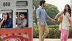 Ishaan Khattar and Janhvi Kapoor shoot for Dhadak near Victoria Memorial in Kolkata